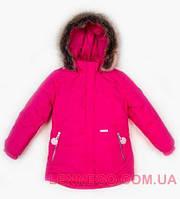 Зимняя куртка парка для девочки lenne marion 18329