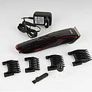 Машинка для стрижки волос Gemei GM 792, фото 6