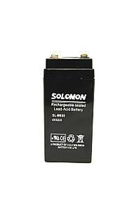 Аккумулятор Solomon 4V 4.5Аh