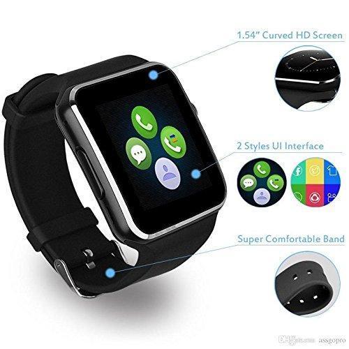 Умные часы Smart Watch X6(черные и белые)