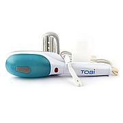 Ручной отпариватель TOBI Travel steamer, белый цвет 800 Вт