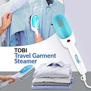 Ручной отпариватель TOBI Travel steamer, белый цвет 800 Вт, фото 2