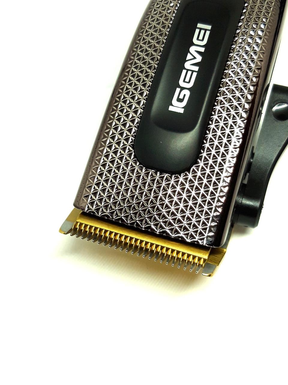 Профессиональная машинка Gemei GM-837