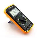 Мультиметр DT 9208A, фото 3