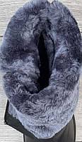 Ботинки женские зимние 8 пар в ящике черного цвета 37-42, фото 5