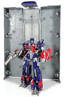 Робот-трансформер Оптимус Прайм с прицепом - Optimus Prime, TF3, Voyager, Takara Tomy