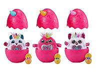 Набор 3в1 плюшевая игрушка-сюрприз Zuru, Радужные Единороги 18 см - Rainbocorns, Surprise Mystery Egg