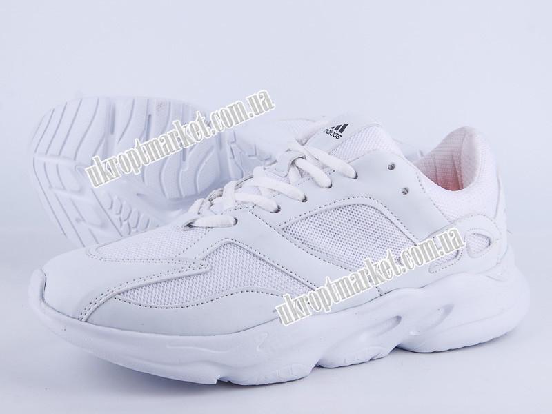"""Кроссовки женские 700G white-white (5 пар р.36-40) """"Violeta"""" LB-1125"""