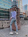 Женская кофта с имитацией чокера и вырезом декольте 31ddet774, фото 4