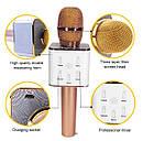 Беспроводной караоке микрофон Q7 , фото 5