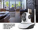 Wi-Fi / IP панорамная камера V380 Q5 IP 360 градусов, фото 2
