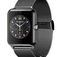UWatch Умные часы Smart Z60 (GT08 PRO) Black
