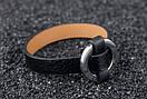 Женский кожаный браслет Jiayiqi 1083, фото 5