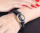 Женский кожаный браслет Jiayiqi 1121, фото 3