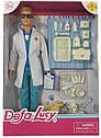 Лялька Defa Дефа 8346B Кен ветеринар, доктор, фото 5