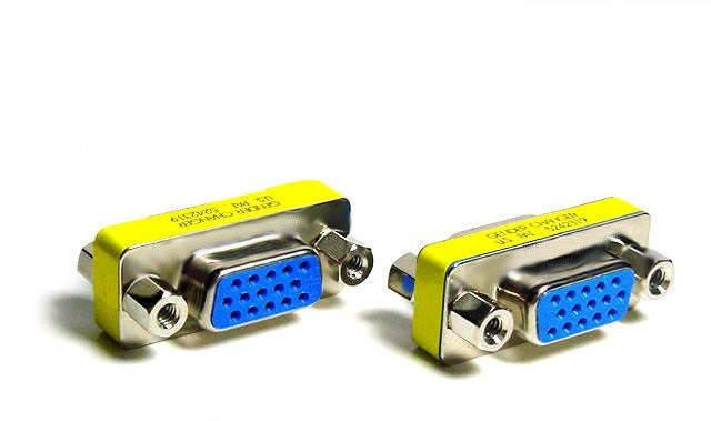 Переходник VGA F/F, фото 2