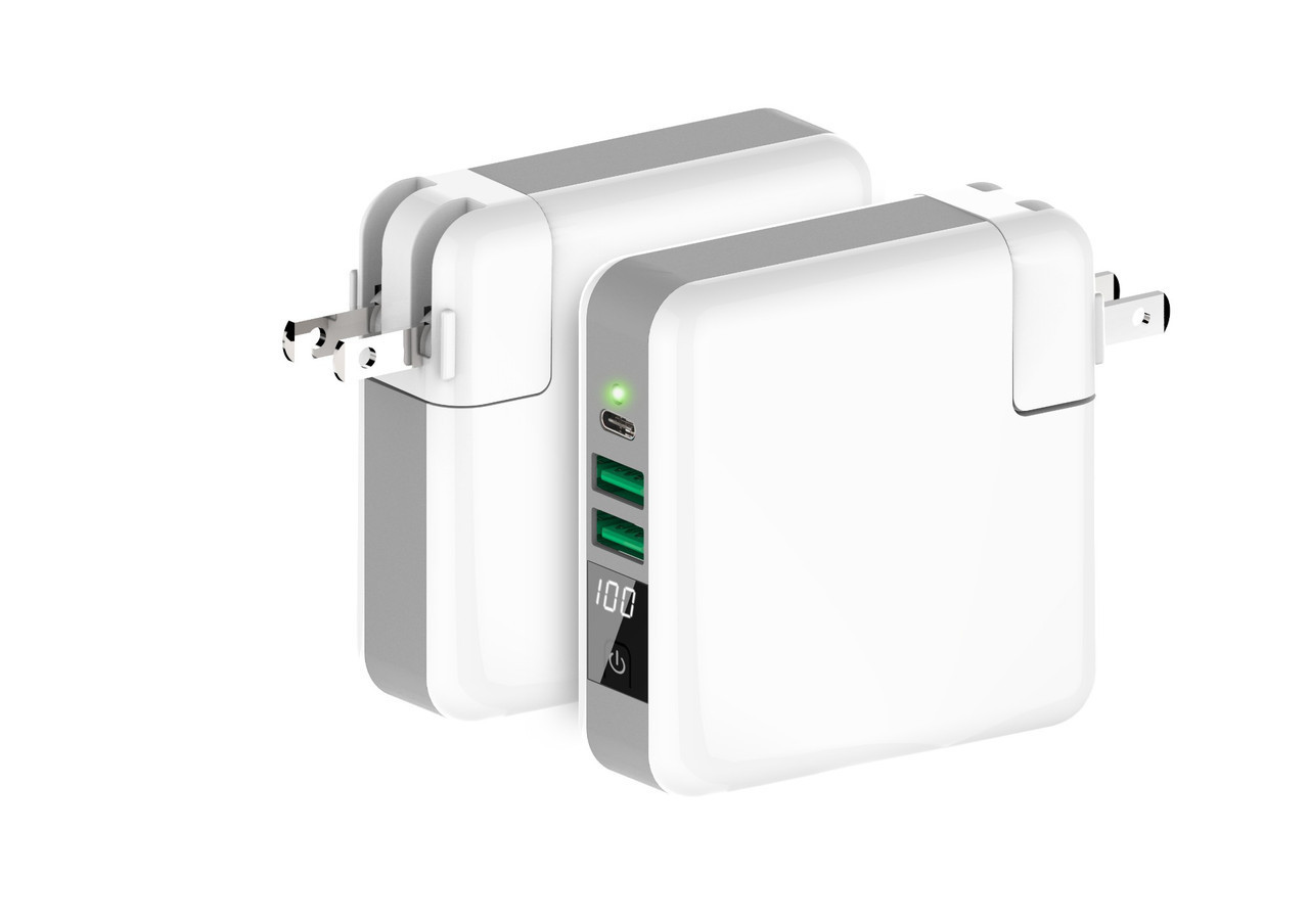 Зарядное устройство Super Charger (Type C Output + Wireless Powerbank 6700mAh)