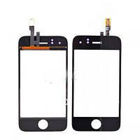 IPhone 3g / gs (black) тачскрин, сенсорная панель, cенсорное стекло