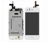 IPhone 3g / gs (white) LCD, модуль, дисплей с сенсорным экраном