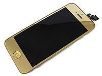 IPhone 5s (gold) LCD, модуль, дисплей с сенсорным экраном
