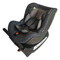 Автокресло детское надежное автомобильное Welldon Safe Rotate FIX до 4 лет