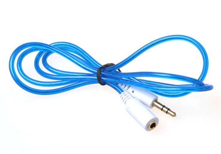 Кабель удлинитель Audio Jack 3.5M/3.5F