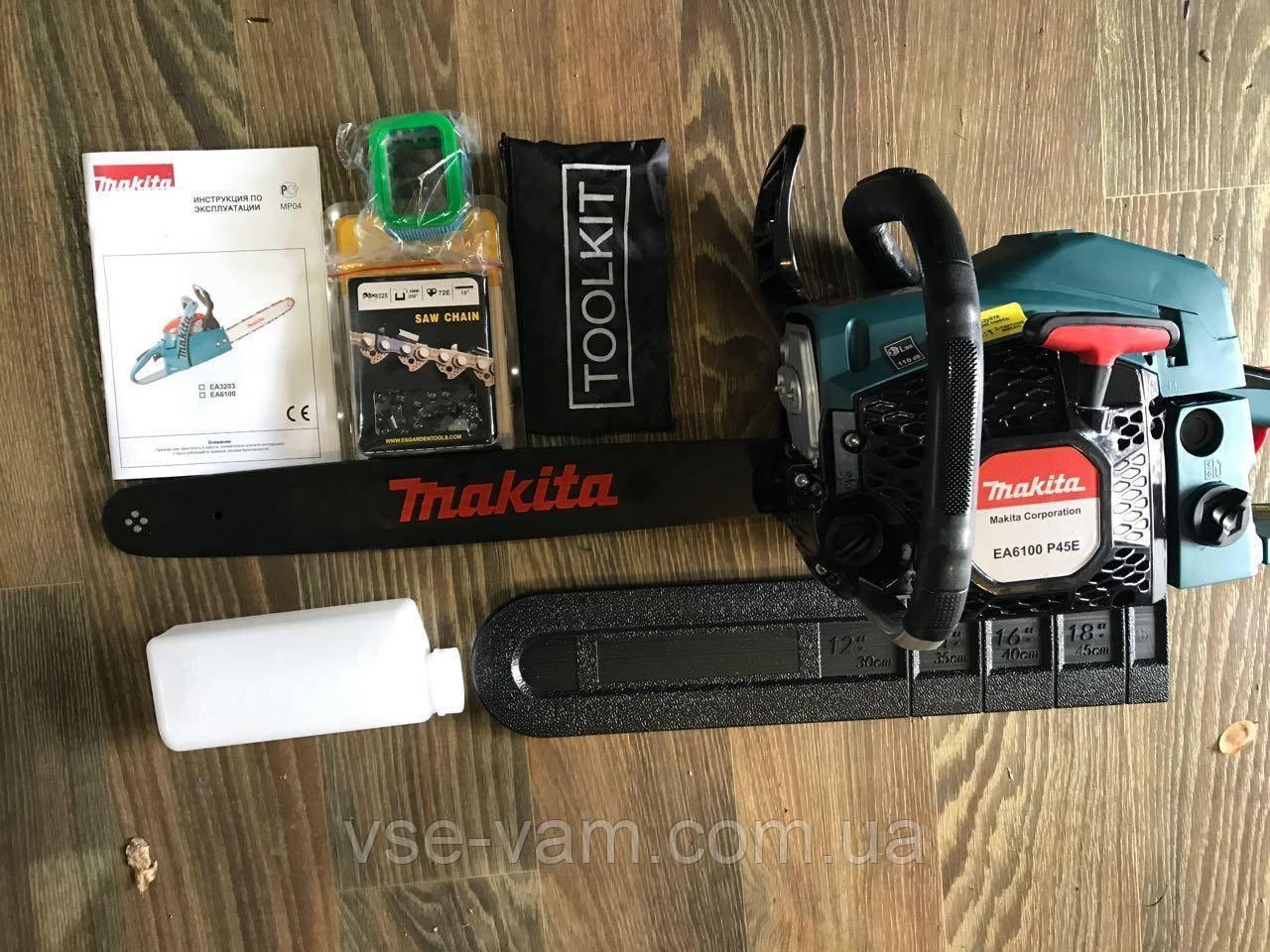 Бензопила Makita (Макита) EA 6100 P45