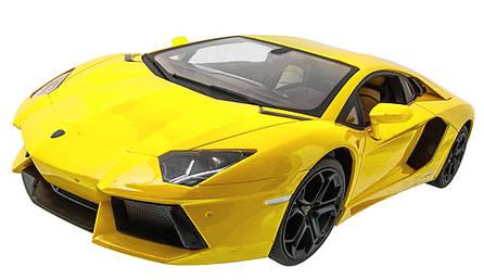 Машинка радиоуправляемая 1:14 Meizhi Lamborghini LP700 (желтый), фото 2