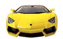 Машинка радиоуправляемая 1:14 Meizhi Lamborghini LP700 (желтый), фото 3
