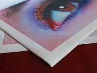 Печать на холсте 300х400мм (Широкоформатная печать: 1440 dpi; )