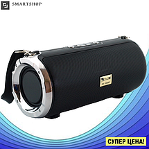 Портативная колонка Atlanfa XTREME RW-1888BT 30W - стерео колонка с Bluetooth, ремешком, сабвуфером и радио, фото 2