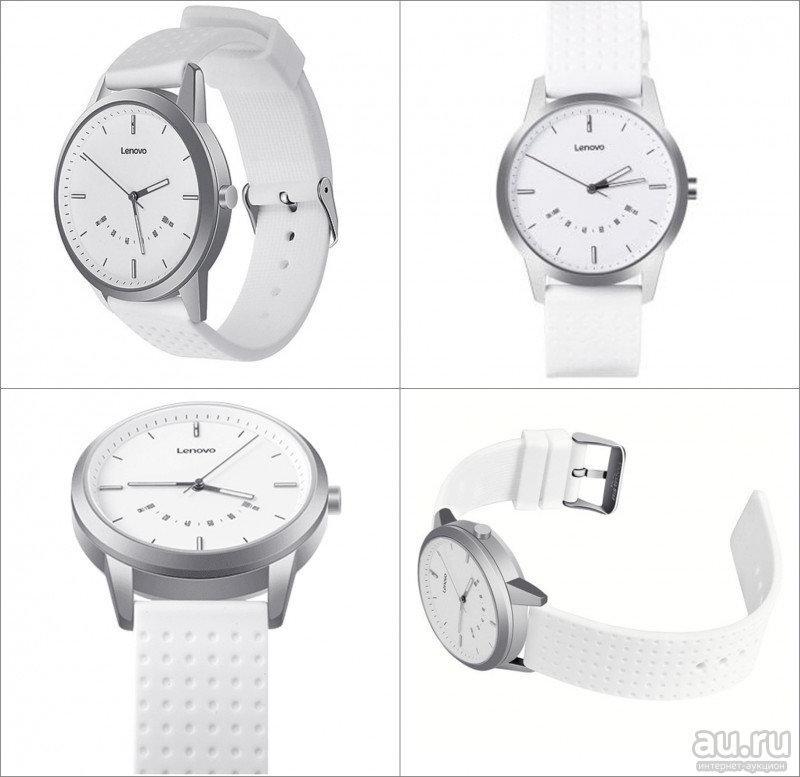 Lenovo Watch 9 Смарт часы Гибридные умные час