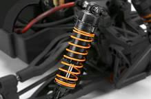 Автомодель р/у монстр 1:10 Team Magic E5 коллекторный ARTR (серый), фото 2