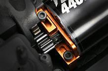 Автомодель р/у монстр 1:10 Team Magic E5 коллекторный ARTR (серый), фото 3