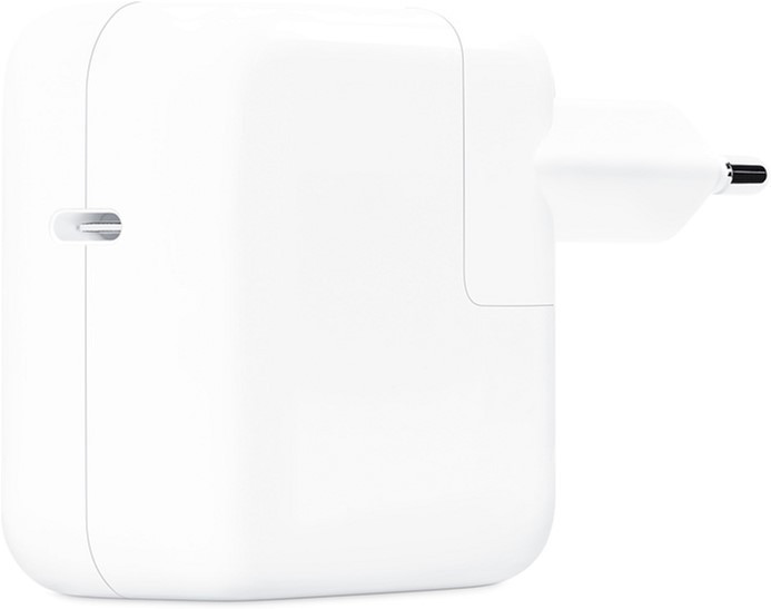 Блок питания Apple USB-C 30W (White) MR2A2ZM/A