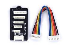 Балансировочная плата SkyRC для 2-6S Li-Pol с коннектором EH (SK-600014-01)