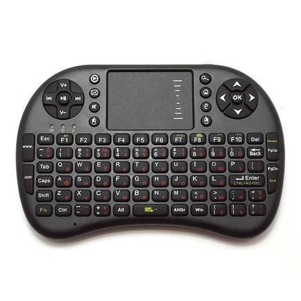 Мини беспроводная клавиатура-пульт KEYBOARD UKB 500, фото 2