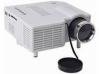 Портативный мультимедийный проектор Led Projector UC-28