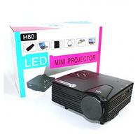 Портативный мультимедийный Led проектор W662 H80