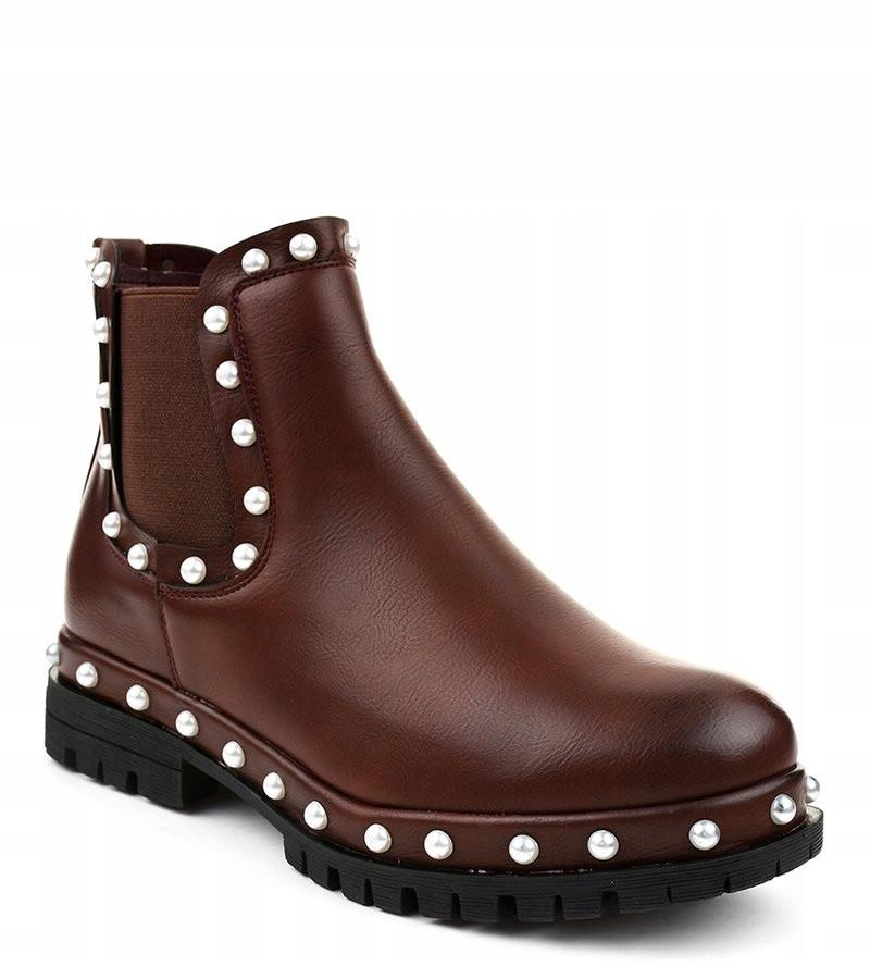 Женские ботинки Hendren