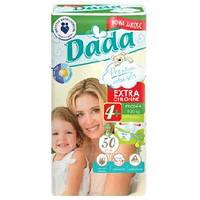 Подгузники Dada Premium 4+ (9-20 кг) 50 шт