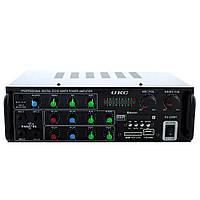 Усилитель мощности звука | Стерео-усилитель | Усилитель звука AMP 329 + BT