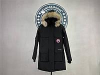 Оригинальная женская зимняя куртка Canada Goose 19FW Expedition лучше TNF Patagonia Napapijri