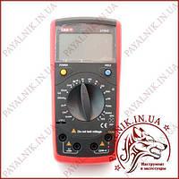 Мультиметр цифровой UNI-T UT-602, измеритель индуктивности и сопротивления (made in EC)