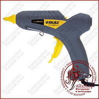 Клеевой пистолет с выключателем Sigma 150w (2721111), термопистолет под клеевые стержни 11.2мм