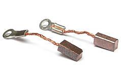 Щетки для электродвигателей RCTurn 540 сменные 2шт комплект