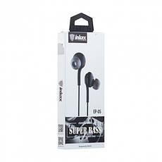 Навушники   Дротові навушники Inkax EP-05, фото 3