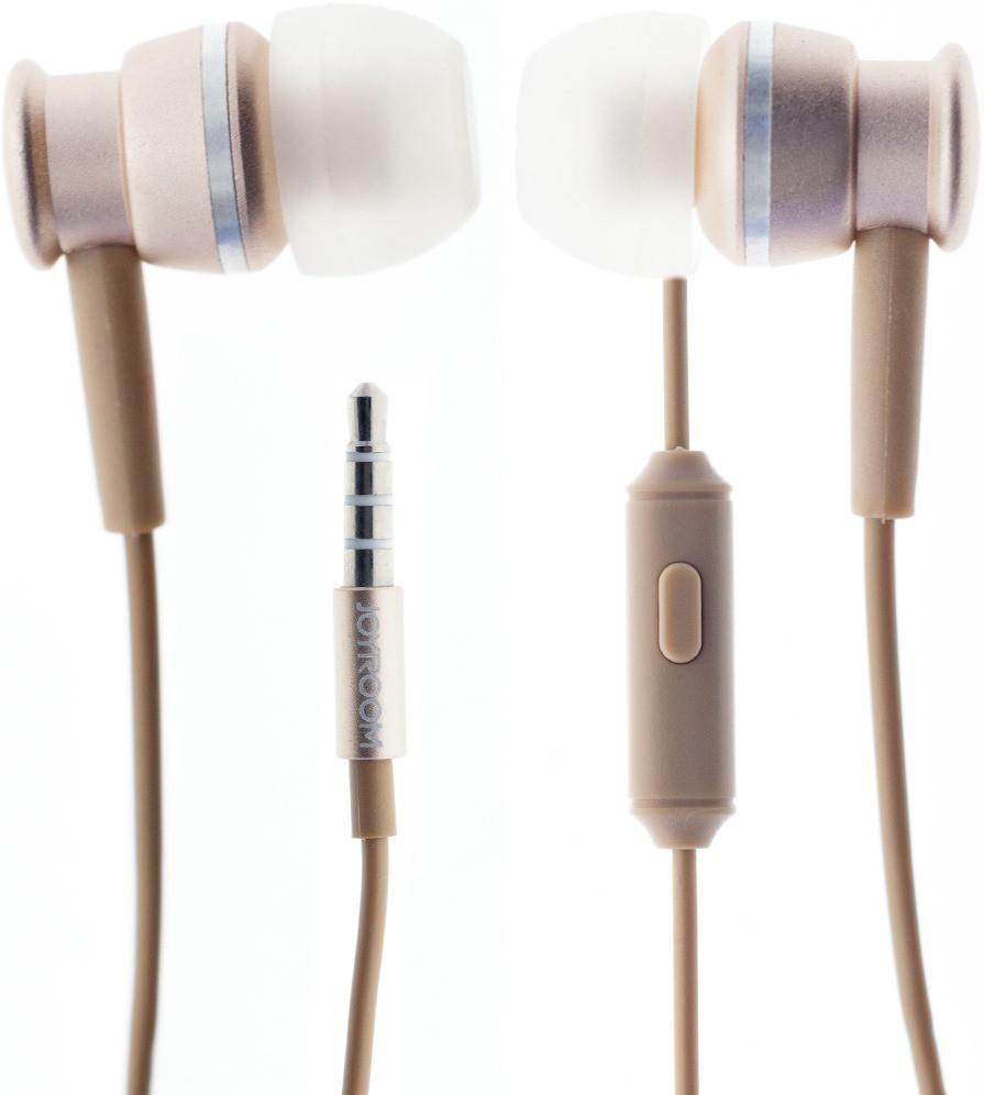 Навушники | Дротові навушники Joyroom JR-EL122 (вибір кольору)
