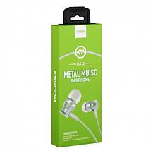 Навушники | Дротові навушники Joyroom JR-EL122 (вибір кольору), фото 3