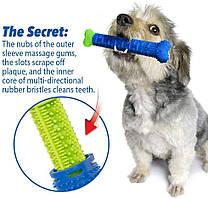 Зубная щетка для собак Сhewbrush